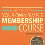 Simple Membership Courses