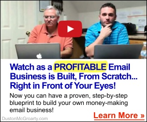 Email Business Case Study